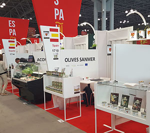 fancy food foto stand2